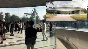 apple headquarters tour take a tour of the steve jobs theater at apple park the tech
