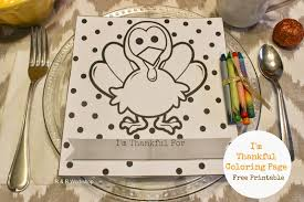 thanksgiving placemat for kids thanksgiving kids craft u0026 activities inspiration made simple