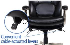 Serta Office Chair Review Serta 44186 Back In Motion Health Chair Review Yosaki