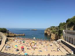 Biarritz France Map by Hotel Le Gamaritz Biarritz France Booking Com