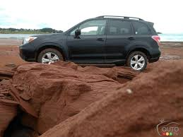 2010 subaru forester off road 2016 subaru forester among cream of cuv crop car reviews auto123