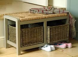 Bathroom Storage Box Seat 28 Hallway Storage Baskets Tetbury Large Storage Unit With Wicker