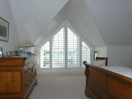 Dormer Windows Images Ideas Sunroom Blinds Ideas Curtains Or Blinds On Triangle Windows