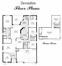 Large Townhouse Floor Plans Inland Homes Devonshire Floor Plan Home Plan In Inland Homes