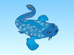 evil fish vector art u0026 graphics freevector com