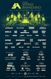 awakening festival 2017 announces lineup axs