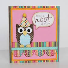 card invitation design ideas little owl birthday card card crush
