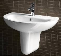 Kohler Pedestal Bathroom Sinks Kohler Wall Hung Sink Best Home Furniture Ideas