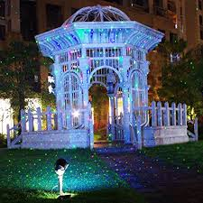 Backyard Projector Zitrades Landscape Lights Laser Christmas Party Garden Light Stars