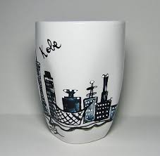 kobe japan long distance love customized coffee mug u2013 mean