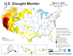 Puerto Rico Map United States by Drought February 2016 State Of The Climate National Centers
