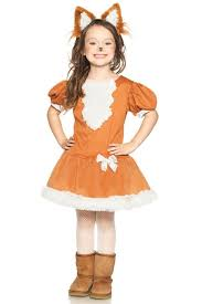 Halloween Costumes Kid Girls 25 Animal Costumes Kids Ideas Fox Costume