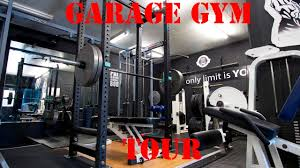 Garage Gym Design One Of The Coolest Garage Gyms Ever Youtube
