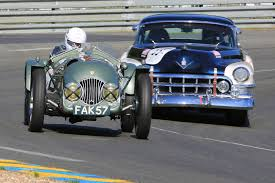 mg how we ended up racing an old mg sports car at le mans by car magazine