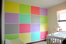 couleur peinture chambre enfant la peinture chambre bébé 70 idées sympas