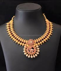 south indian gold necklace designs best necklace 2017