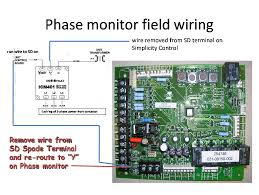 3 phase phase monitors york central tech talk