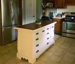 dresser kitchen island dresser i turned into kitchen island my done