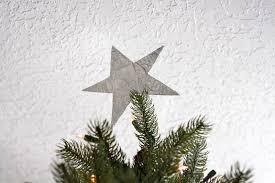 simply julie the tin foil star