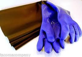 Used Blast Cabinet Sandblast Cabinet Gloves Ebay