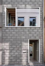 the unique counter trend small concrete block homes architecture