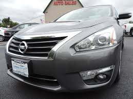nissan altima 2015 bumper 2015 used nissan altima 4dr sedan i4 2 5 sv at conway imports