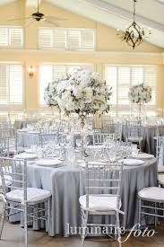 grey and white wedding decor best 25 silver wedding decorations