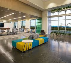 Office Furniture Dealer by Corporate Office Interior Design Denver Colorado Elsy Studios