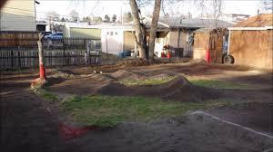 colorado backyard rc track youtube