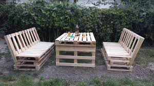 Patio Furniture Out Of Pallets by Image Of How To Make Furniture Out Pallets Outdoor U Kissthekid Com