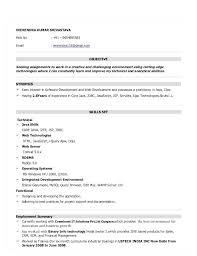 java programmer resume sample software developer resume sample