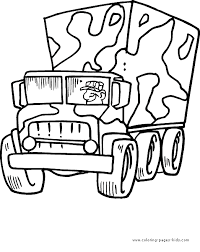 military jeep coloring page navy coloring pages getcoloringpages com