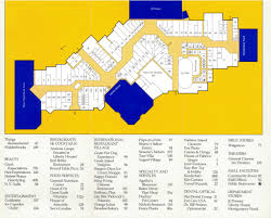 Maine Mall Map Mall Memories Share Your Retail Story San Mateo Fashion Island
