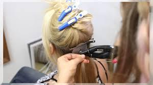 keratin bond extensions how to remove keratin bond extensions plus new hair application