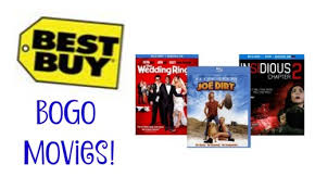 best buy deal bogo movies southern savers