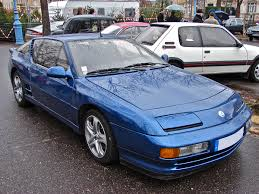 renault alpine interior alpine a610 wikipedia