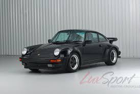 1988 porsche 911 coupe for sale 1988 porsche 930 turbo coupe turbo stock 1988112a for