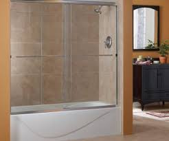 Diy Glass Shower Door Pivot Frameless Shower Doors Tag Awful Sliding Tub Doors That You
