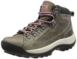 womens caterpillar boots uk cat footwear womens active alaska chukka boots p305351 grey 3