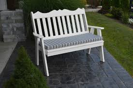 recycled plastic patio furniture 6 best outdoor benches chairs