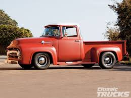 Ford Vintage Trucks - 1956 ford f 100 rod network