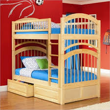 Solid Wood Bunk Bed Plans by Best Free Bunk Bed Plans For Kids Room Furniture