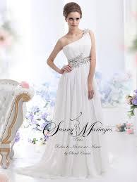 robe de mariã e ronde robe de mariée vintage empire bohème chic mariage