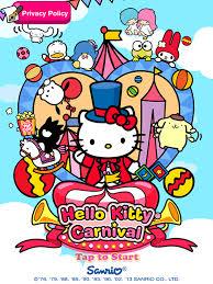 kitty carnival u0026 cafe games u2013 kao ani