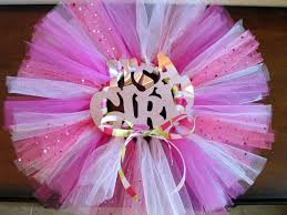 tutu decorations for baby shower baby shower decoration tutu wreath pink it s a girl wreath and