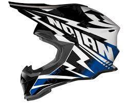 motocross helmets australia nolan n53 comp white black blue official authorized store