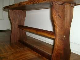 Walnut Slab Table Walnut Slab Table Finewoodworking