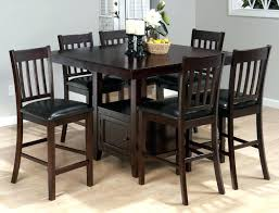 Dining Room Chair And Table Sets Bar Height Dining Set Gorgeous Bar Height Table Set Best Counter