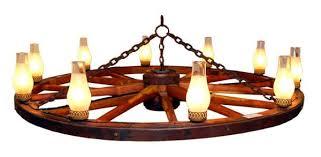 Wagon Wheel Lighting Fixtures Wagon Wheel Chandeliers Rustic Lighting Rustic Light Fixtures