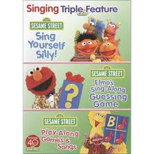 sesame sing and play fe dvd target